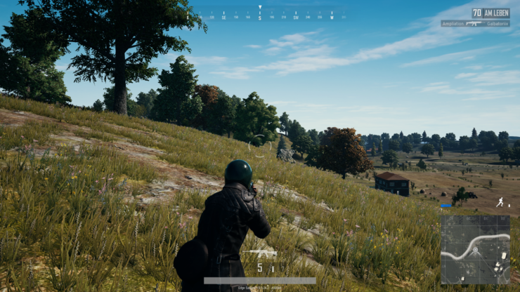 Pubg Gameplay: PLAYERUNKNOWN: PUBG On Xbox One Is A Little Rough, But We