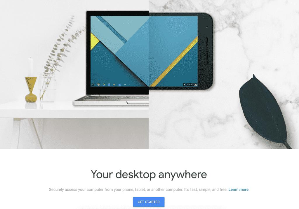 Google Brings Chrome Remote Desktop App To Web Via Dedicated Portal
