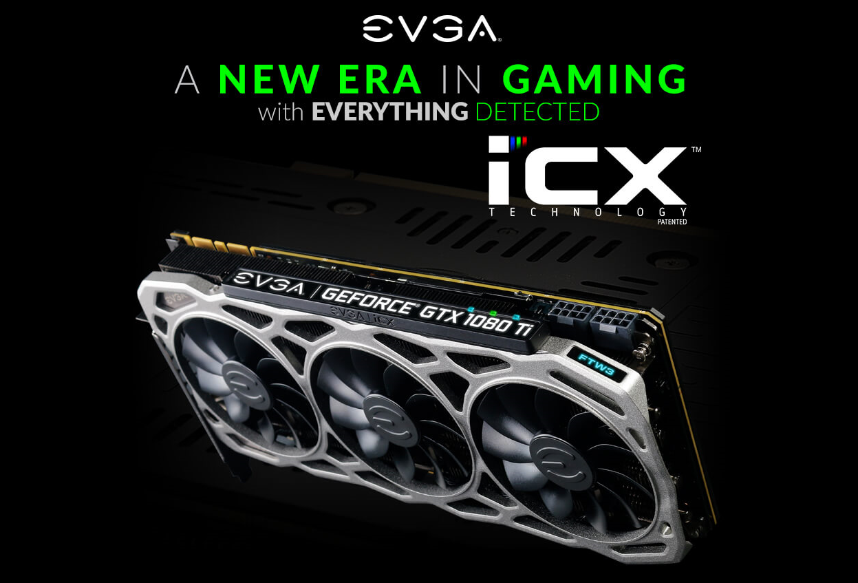 EVGA GeForce GTX 1080 Ti FTW3 GAMING Review: The Best Dual