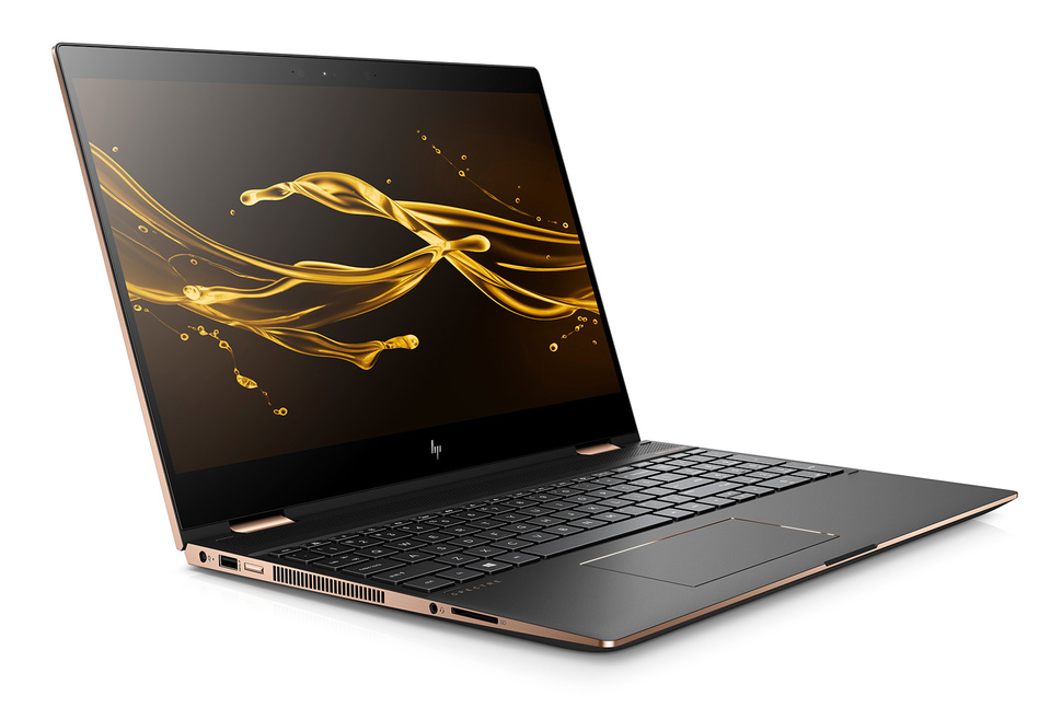 New HP Spectre X360 15t Core i7-8705G, 16G, 512G SSD, 15.6 4K, Touch - 4
