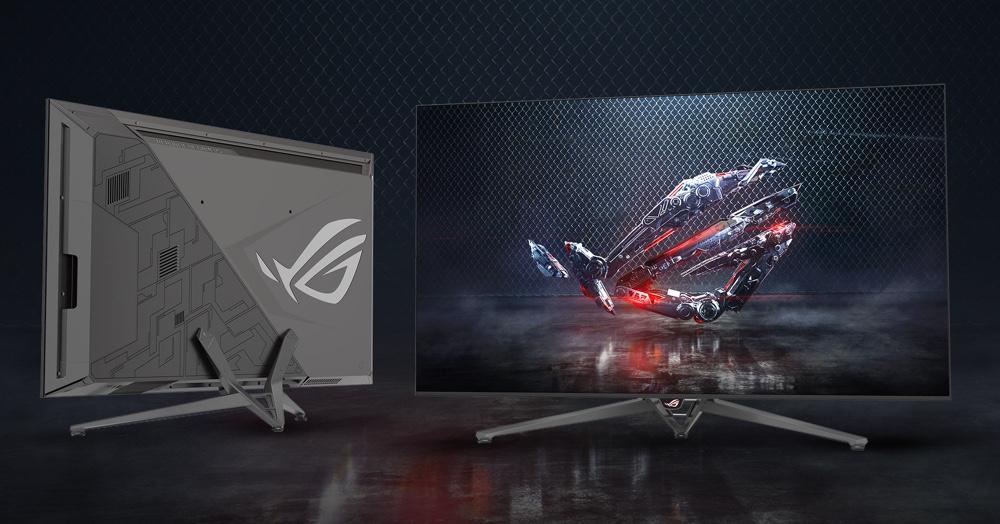 ASUS Announces 65-inch ROG Swift PG65 Big Format Gaming Display