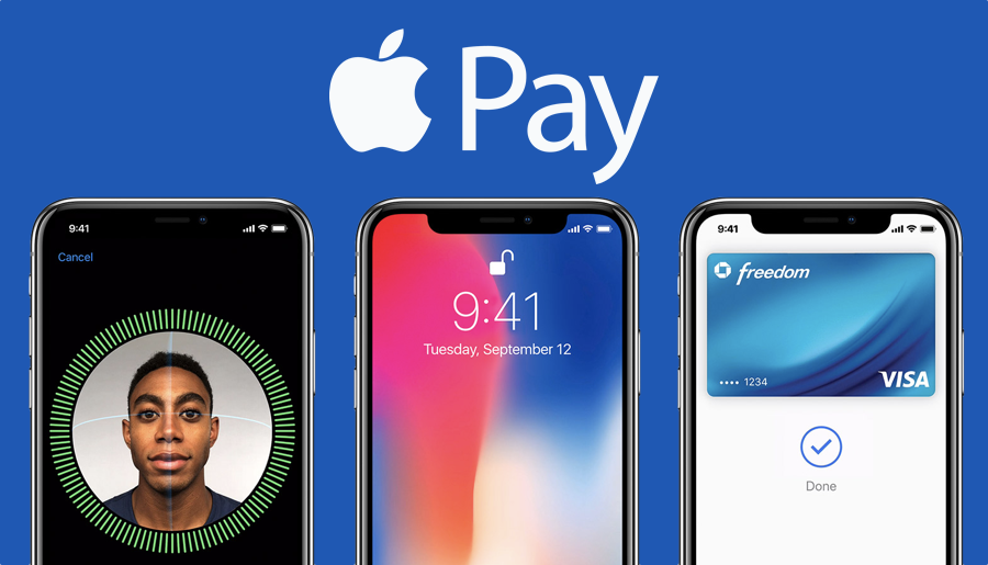 competitive price a9c44 be88d Apple Pay on iPhone X: How to Set Up and Use in Stores, Online & Apps