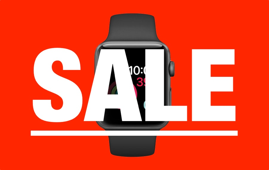 Black Apple Watch Series 2 42mm Available Down To 289 For Limited