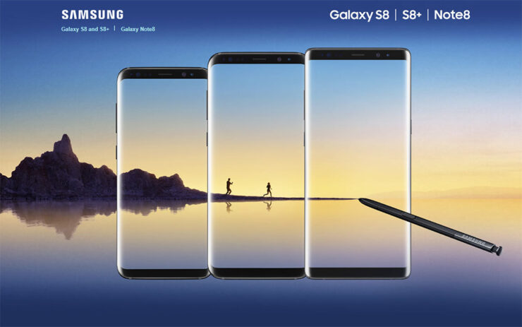 You Can Now Save $250 on the Purchase of a Galaxy Note 8, Galaxy S8+ and Galaxy S8