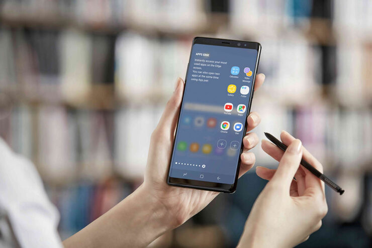 Samsung Galaxy Note 8 Is Now Being Offered at a 25% Discount