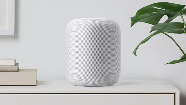 Apple HomePod arriving early 2018