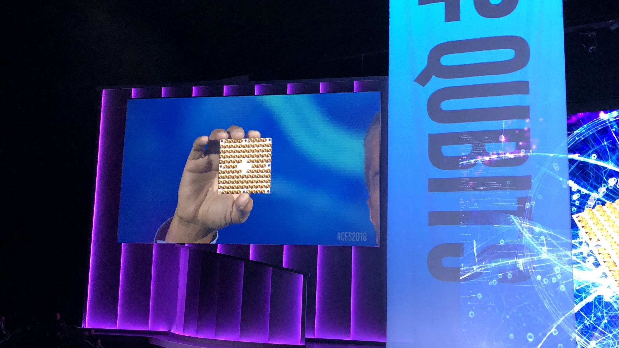 Intel Blazes New Trails For Quantum Computing With 'Tangle