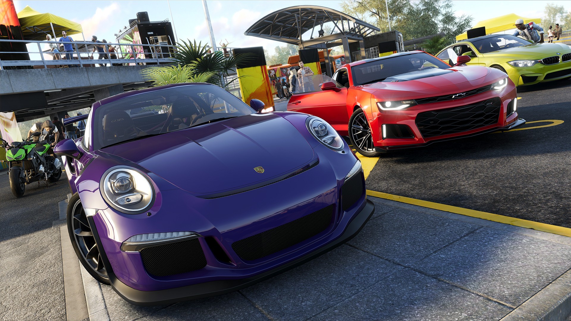 Racing Games 2018 >> Wccftech S Most Anticipated Racing Games Of 2018 I Think We Re