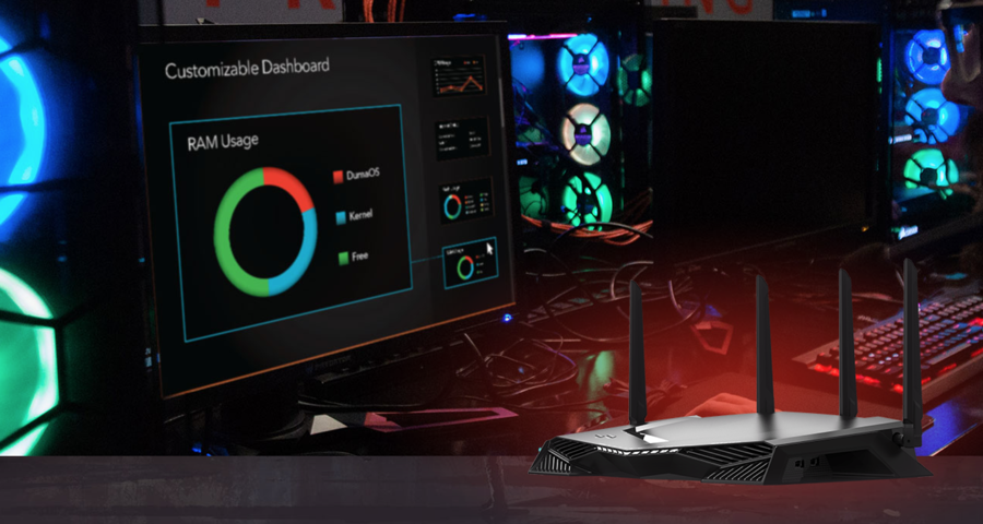 Netgear Announces Nighthawk Pro Gaming XR500 Router & SX10