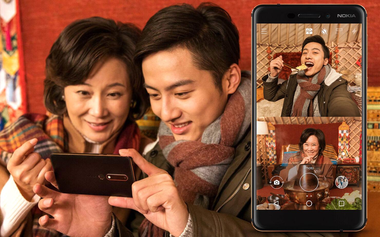 Nokia 6 2018 announced specs features price