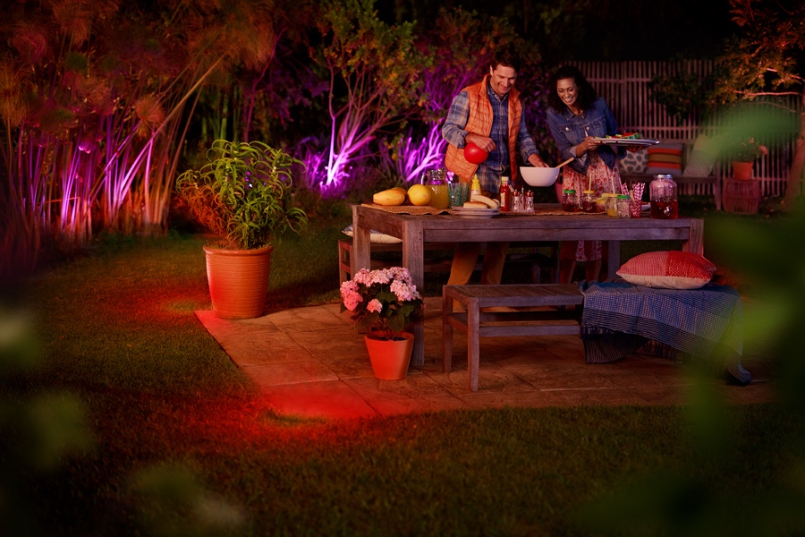 Philips Announces Upcoming Hue Sync, Hue App Redesign, Outdoor Lighting