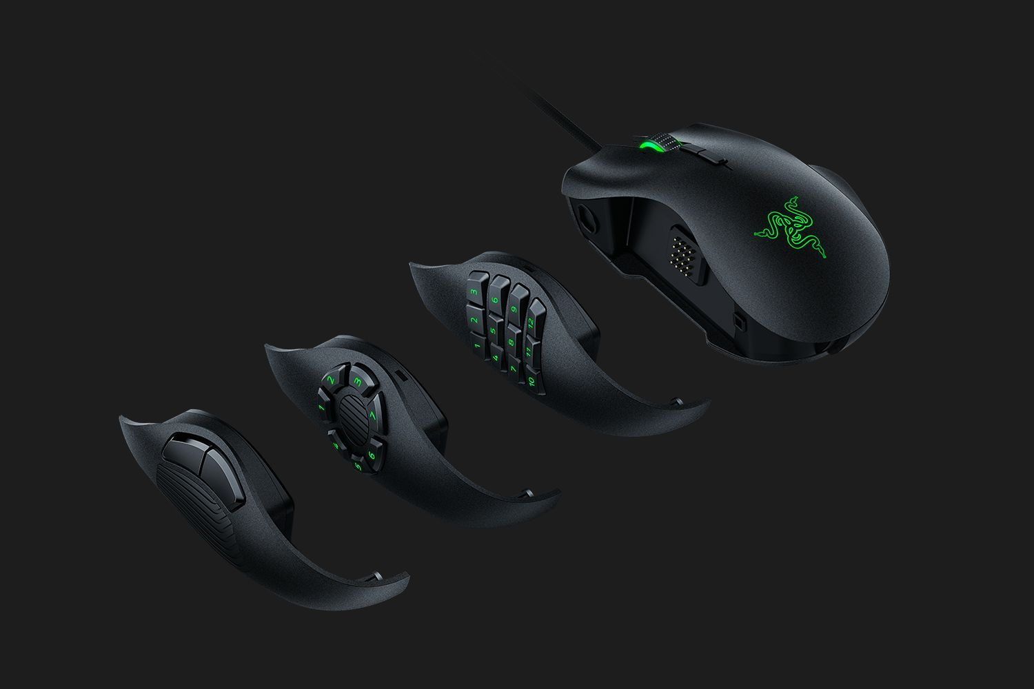 The Hardware Review - Razer Naga Trinity Gaming Mouse