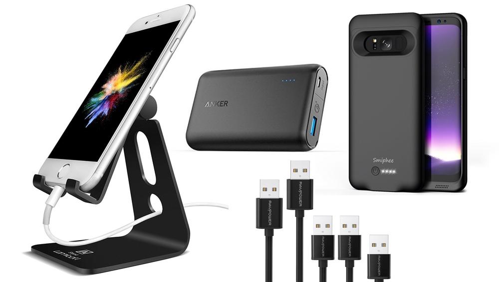 promo code 58e3a b3df8 Mobile Lightning Deals of the Day: $15 Bluetooth Headphones, $27 QC ...