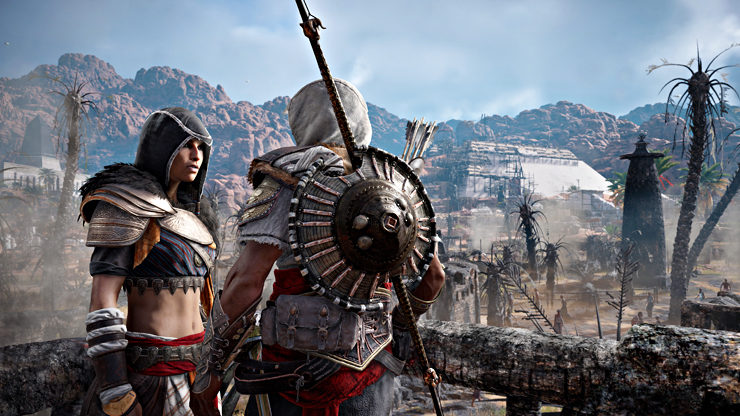Assassin's Creed Origins Dates Its Two DLC Packs and ...