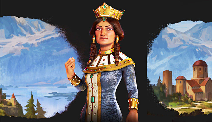 Civilization VI: Rise and Fall Welcomes Georgia To the World