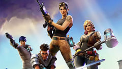 Fortnite 60FPS update xbox ps4