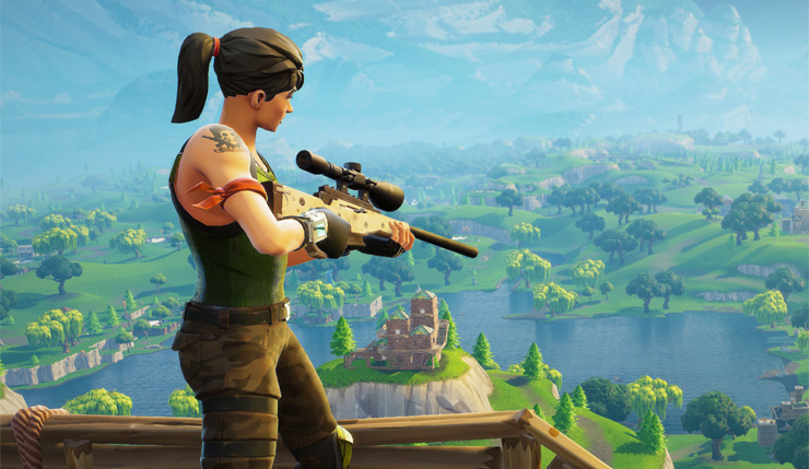Epic No Urgency For Us To Create New Fortnite Battle Royale Maps