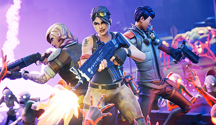 Fortnite Battle Royale Details Its Season 3 Battle Pass And New