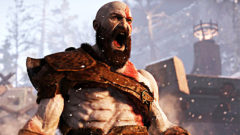 God of War Rage Mode