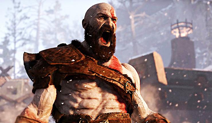 God of War Rage Mode