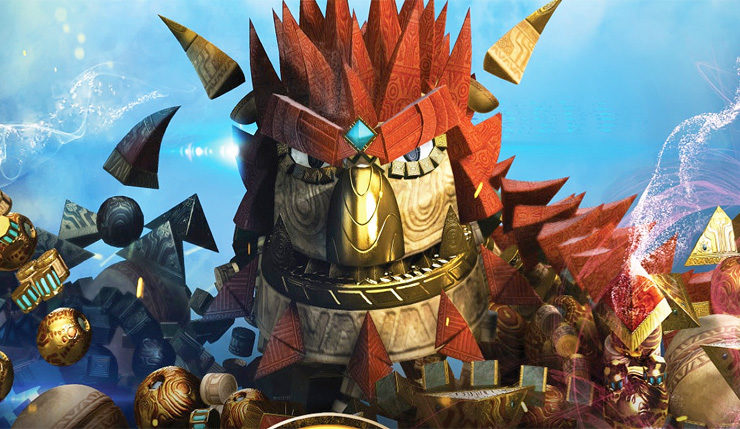 PS Plus Free Games for February Headlined by Knack and Rime