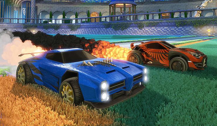 Rocket League Races Past a Major Milestone with Over 40 Million Players