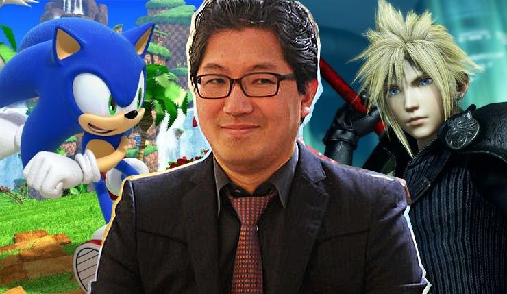 sonic co creator yuji naka is making a new game for square enix
