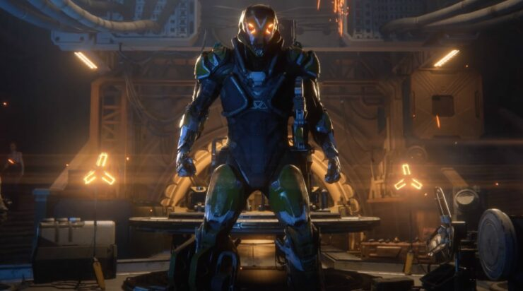 anthem release date 2019