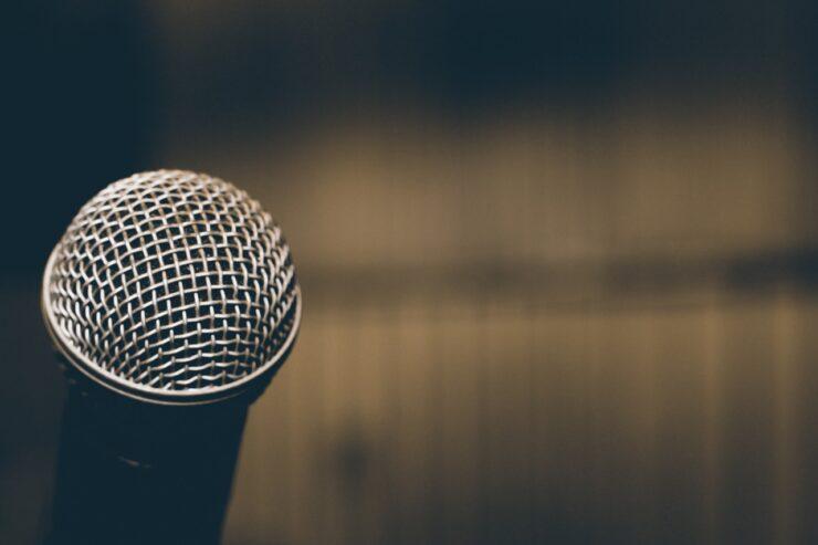 tv microphone