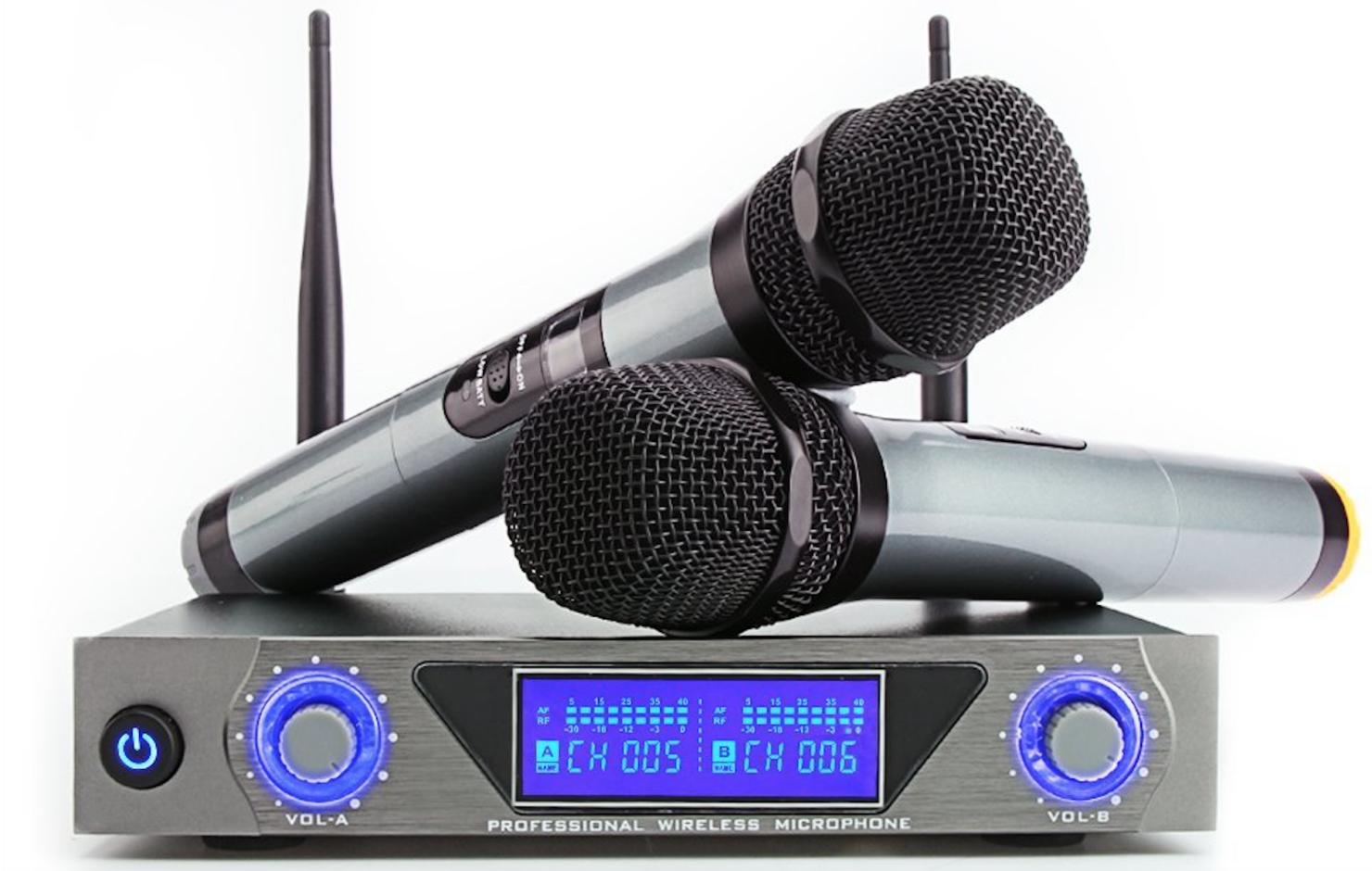 archeer uhf wireless system deal