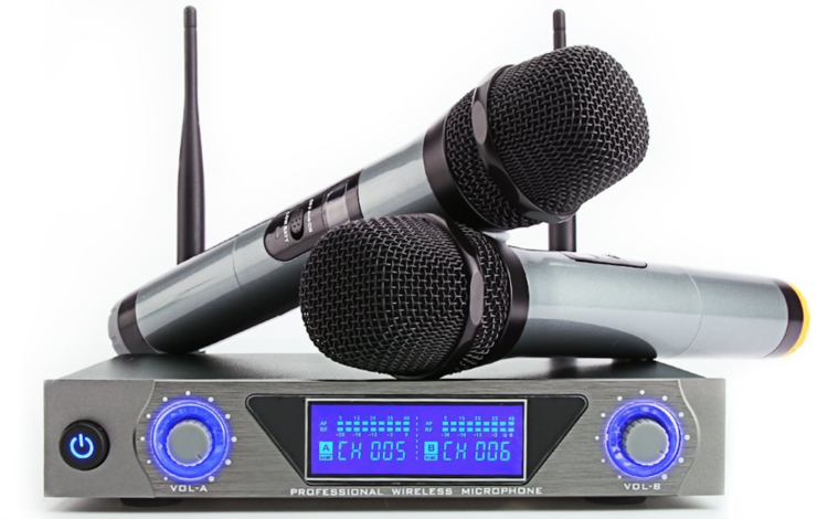 archeer uhf wireless system deal