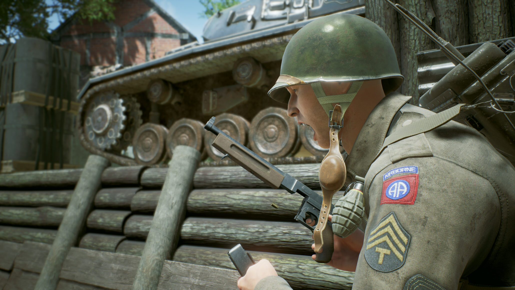 Battalion 1944 Hits Steam Early Access on February 1st; Beta Weekend Takes  Place Jan 19-21