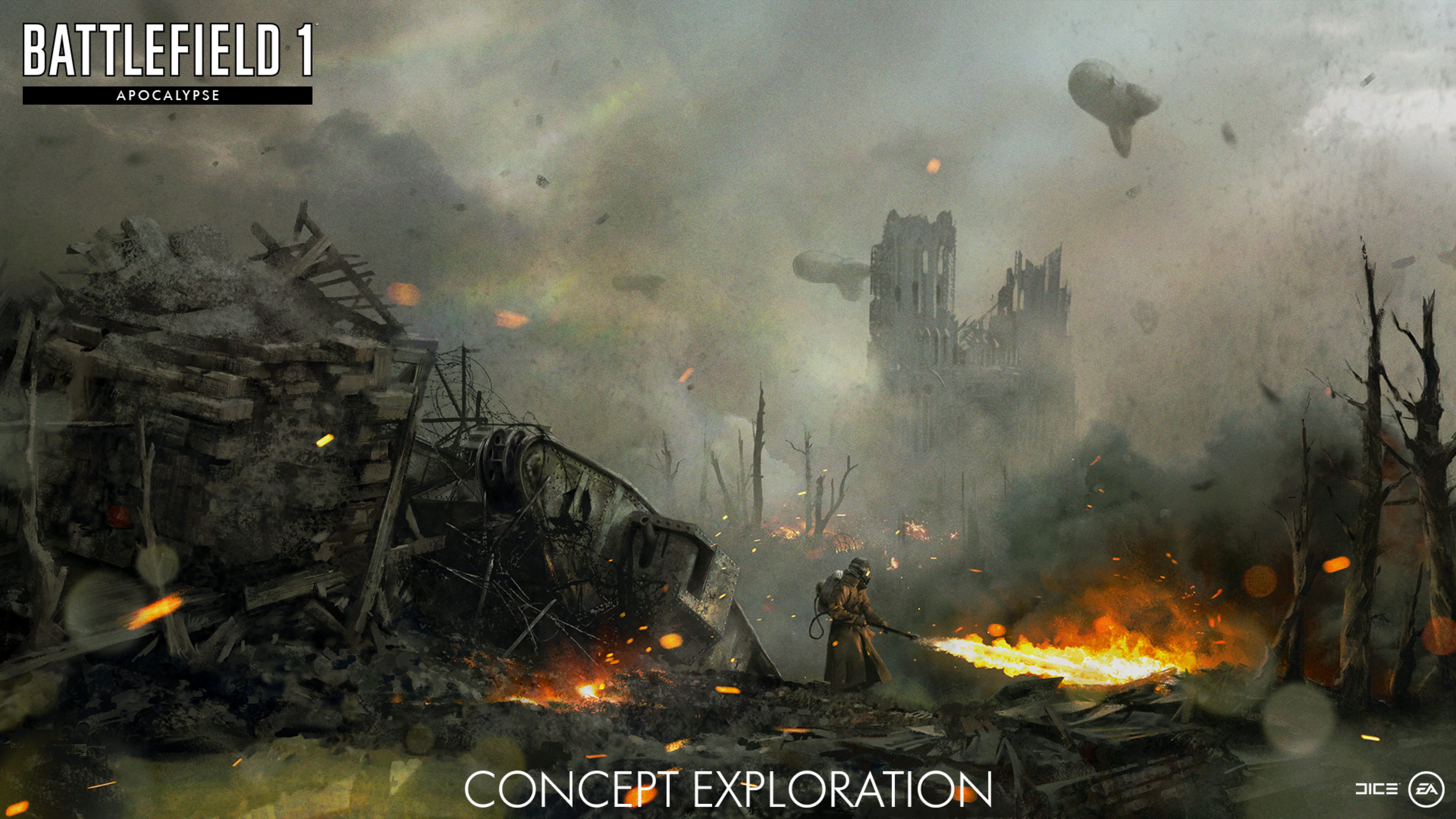 Battlefield 1's Latest Expansion, Apocalypse, Arrives Next Month