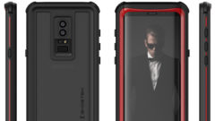 Galaxy S9 press image leaked