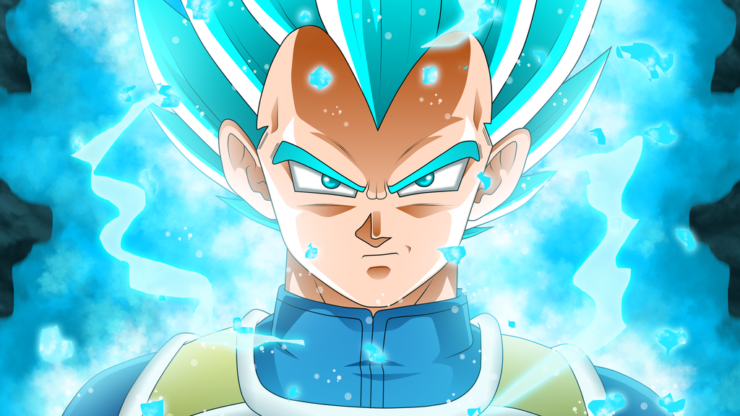 dragon ball fighter z super saiyan god vegeta