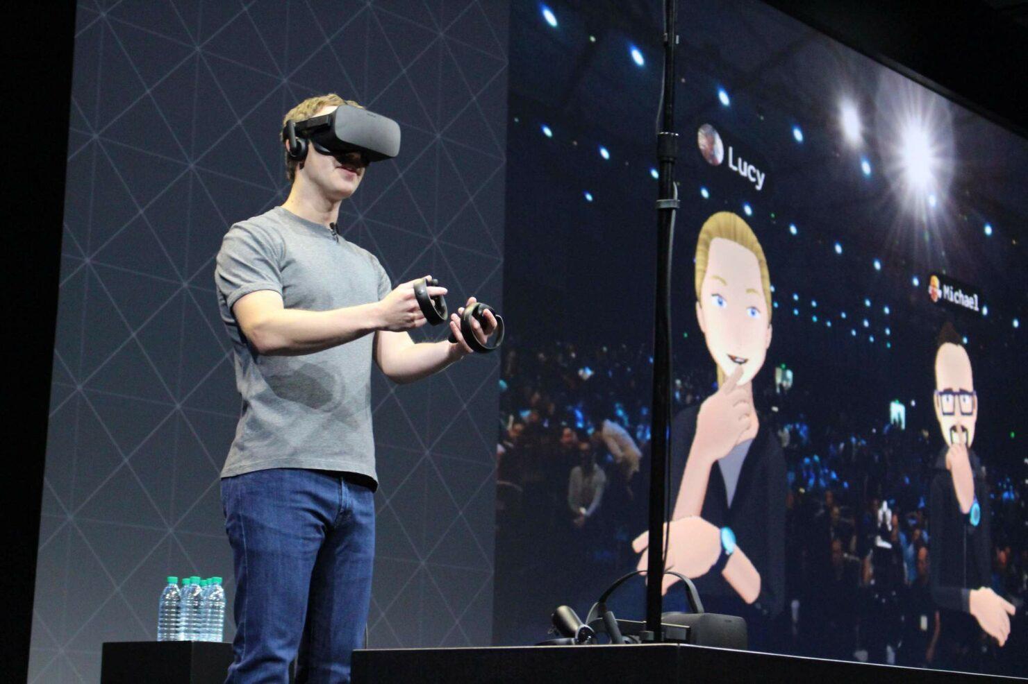 facebook oculus security