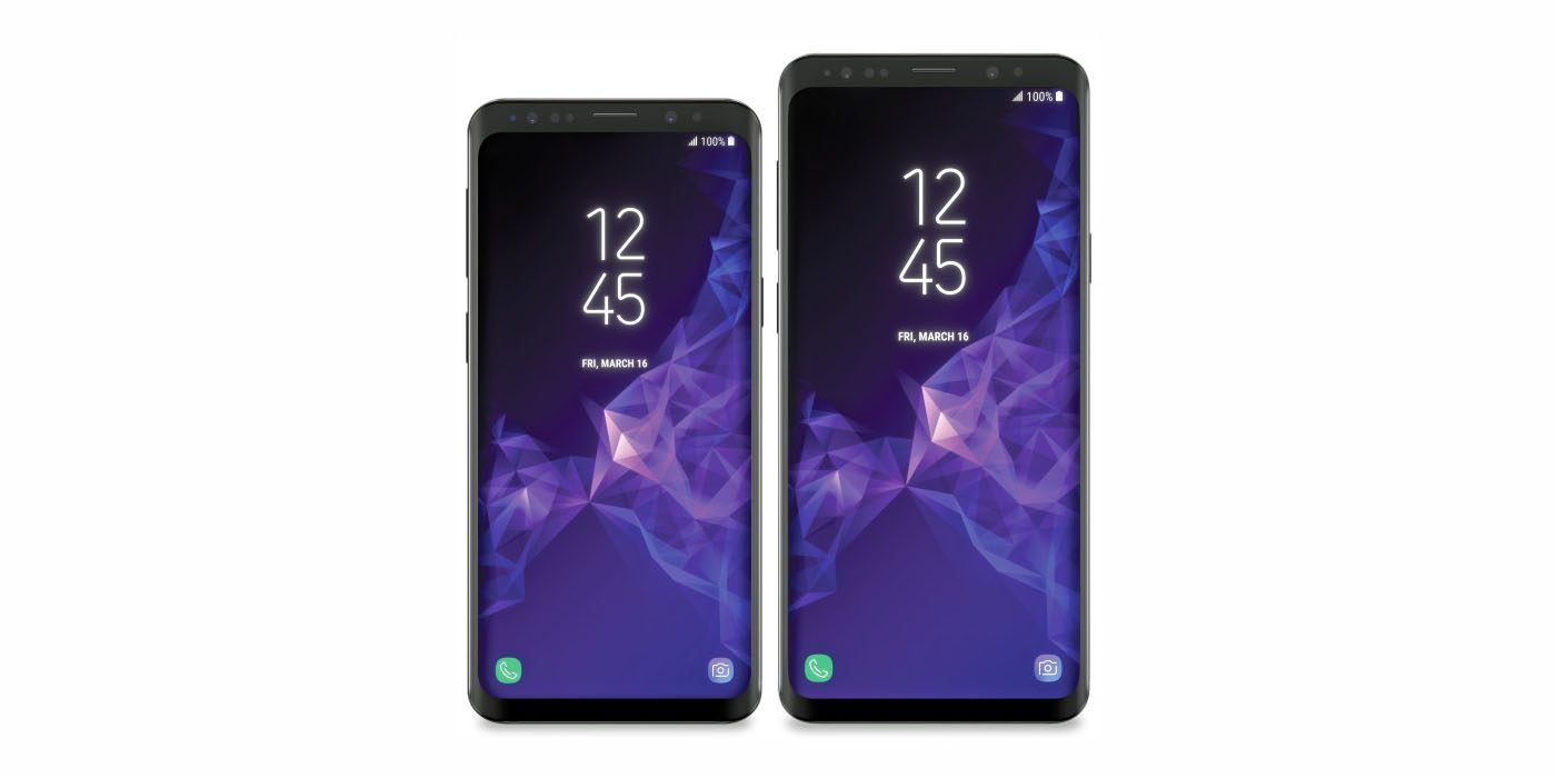 First Official Sight Download Galaxy S9 Wallpaper Leaked