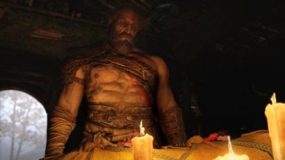 God of War Principle Artist Denies PS4 Visual Downgrade