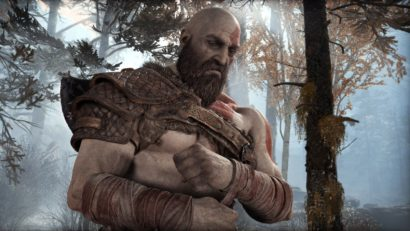 God of War received a release date and story trailer