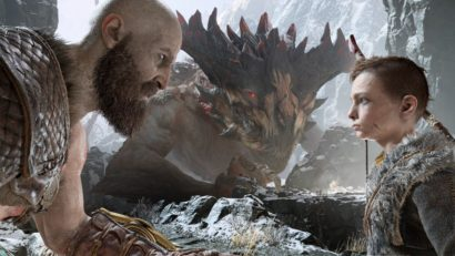 God of War Principle Artist Denies PS4 Visual Downgrade