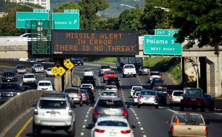 hawaii missile alert