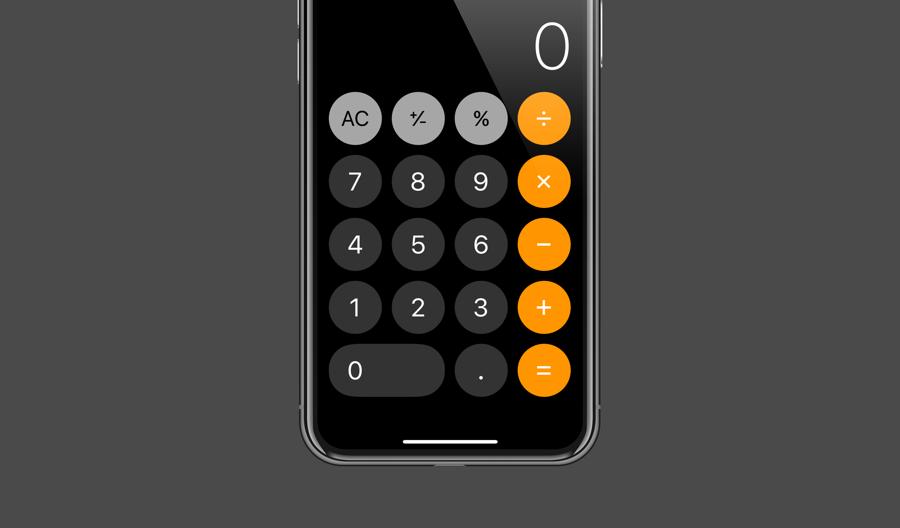 calculator bug