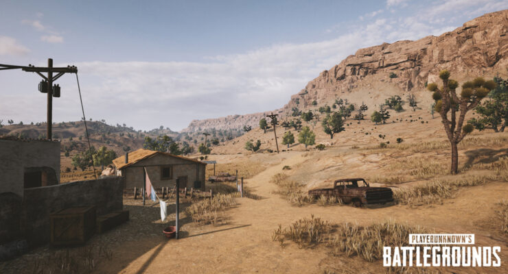 pubg miramar map pc test patch