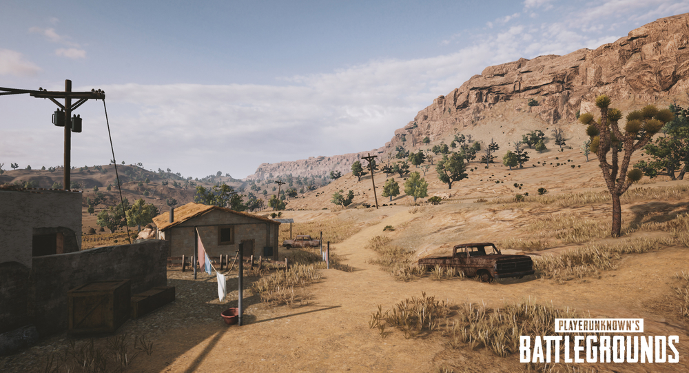 Pubg Dev Addresses Cheating Additional Security: PUBG Miramar Map Improvements Being Tested On PC Test
