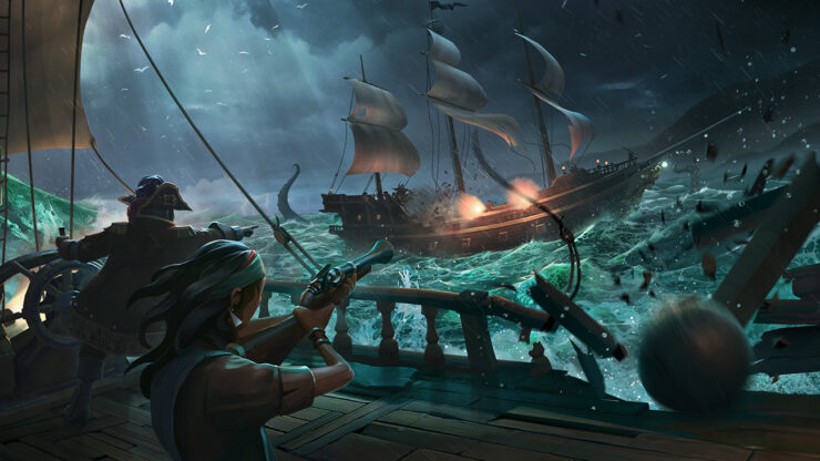 Sea of Thieves patch 1.03