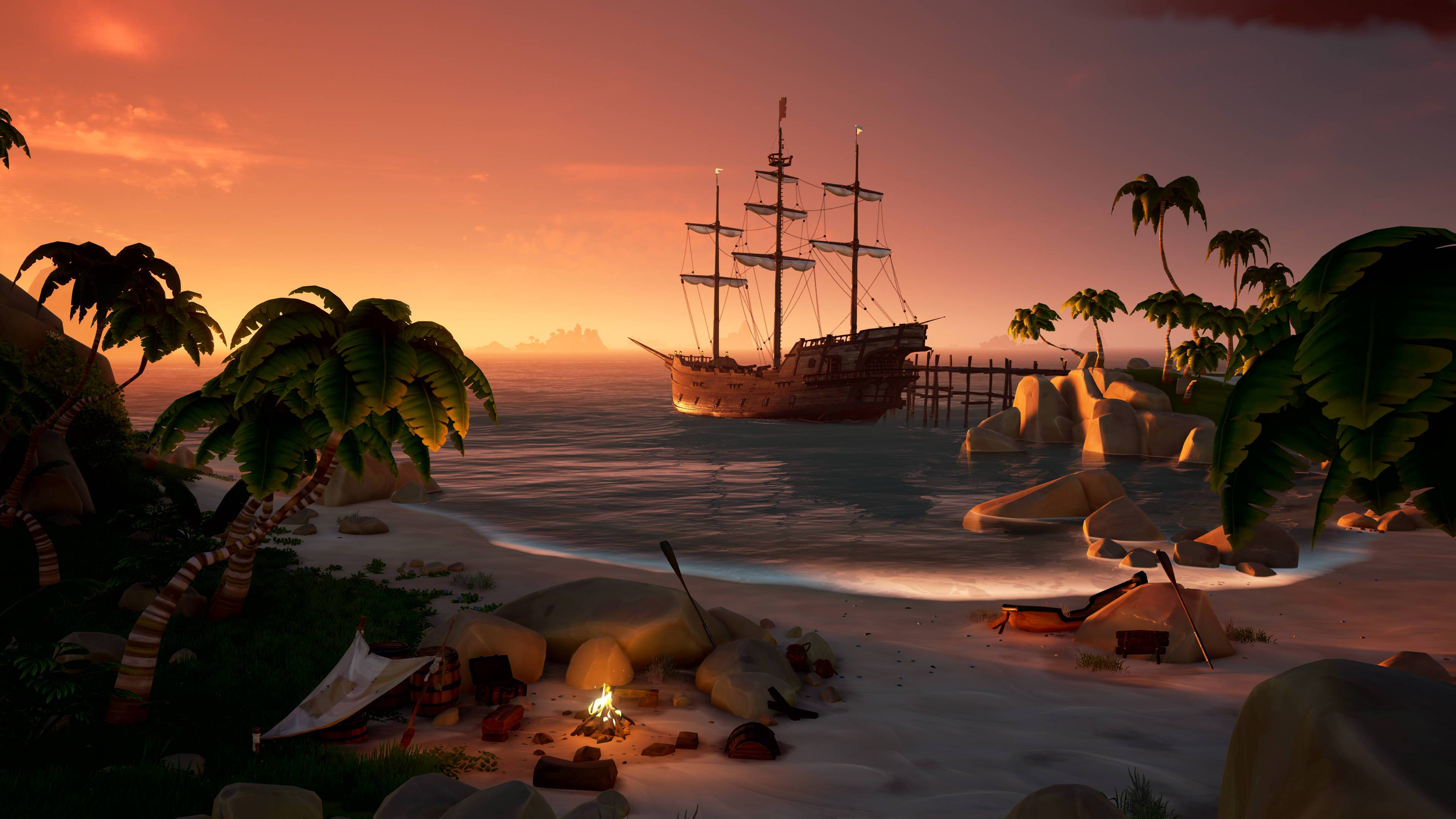 The Wccftech Crew Reviews Rare's Sea of Thieves