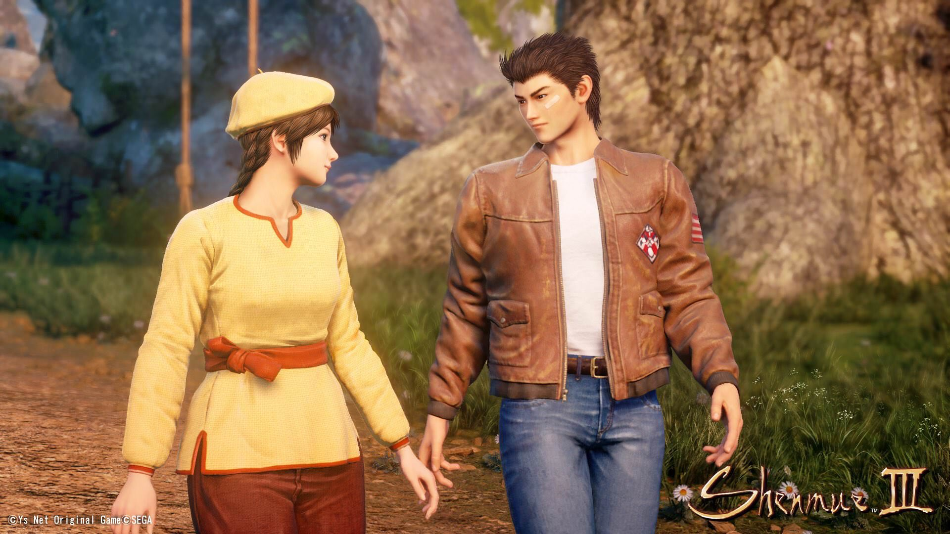 Image result for Shenmue 3