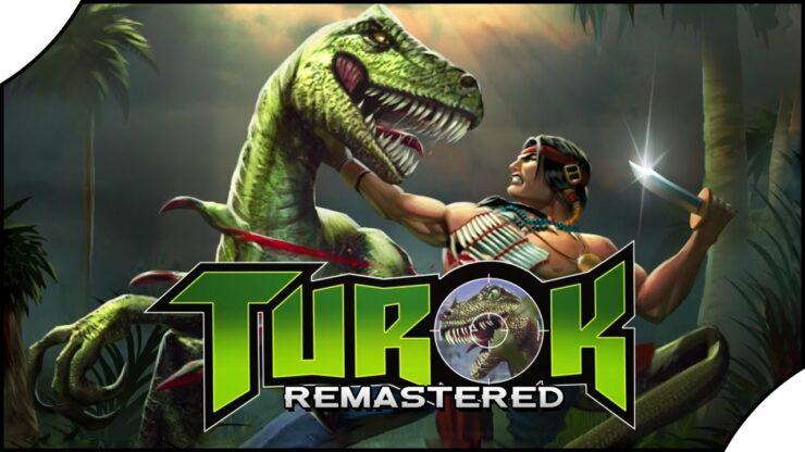 turok remastered xbox one