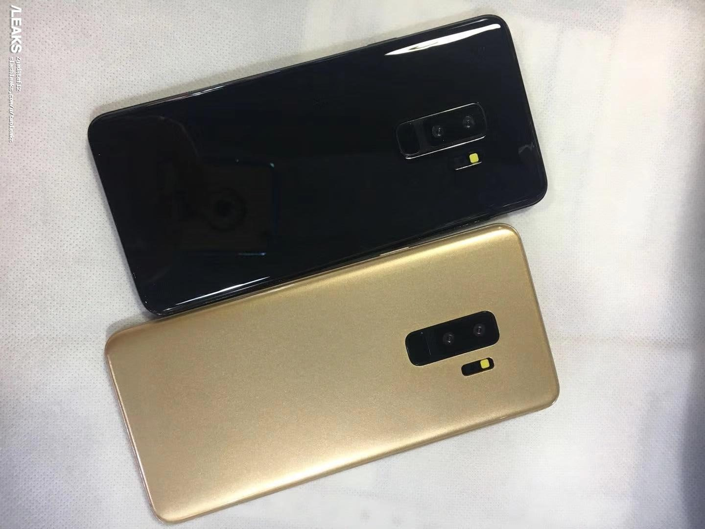 Cases of Galaxy S9 leaked affirming Samsung new design
