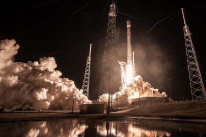 SpaceX's Prototype Internet Satellites Are Up and Running